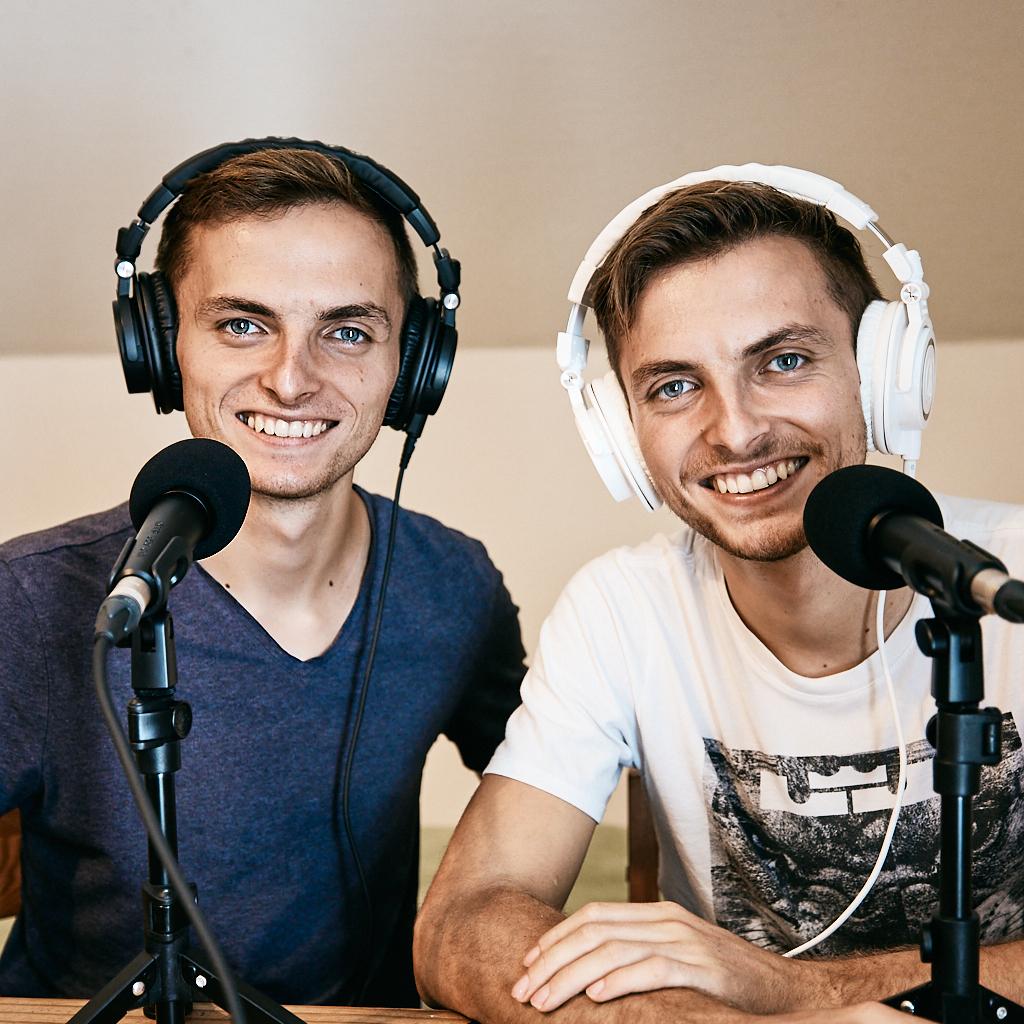 Johannes und Philipp Mickenbecker (Foto ©️ creedoo/Daniel Höly)
